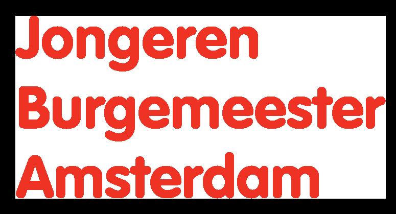 Jongerenburgemeester Amsterdam